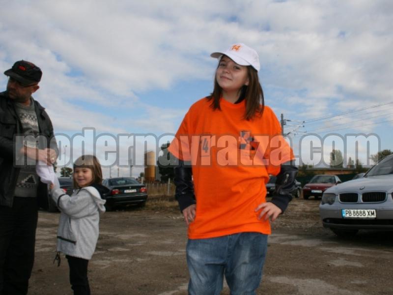 """АВТОМОБИЛНО РАЛИ """"ТАЙМ АТАК - ВИДИН"""" 2011"""