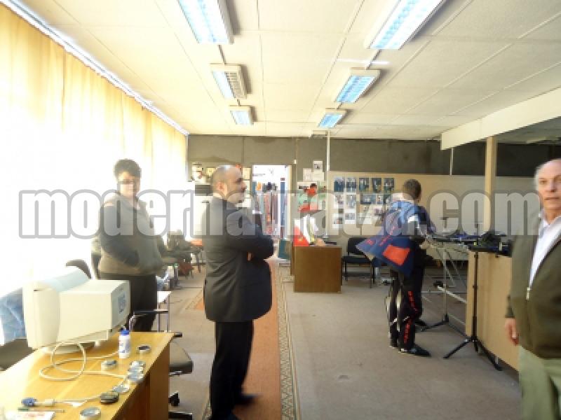 Красимир Богданов направи инспекция на спортните обекти