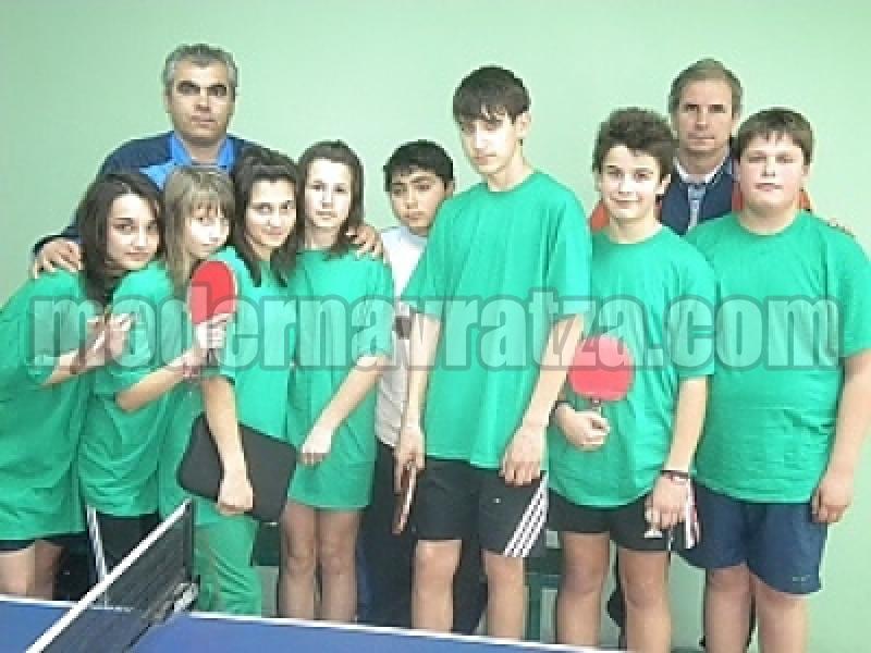Роман и Берковица отиват на финалите по тенис на маса