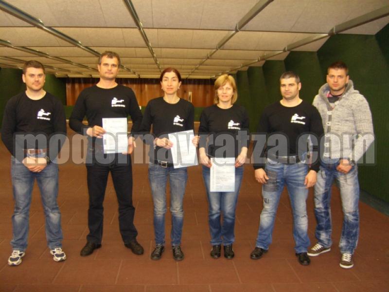 Врачанските ченгета шести по стрелба в Плевен
