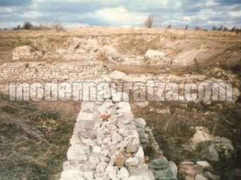 АРХЕОЛОЗИТЕ ВЕЧЕ ОТКРИХА СТЕНА ОТ СГРАДА В РАЦИАРИЯ