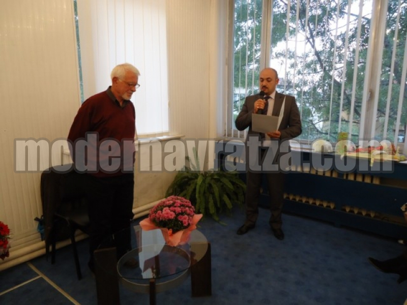 ПОЕТИЧНА ВЕЧЕР ЗА 70-ГОДИШНИЯ ЮБИЛЕЙ НА ИВАН ПЕНЕВ