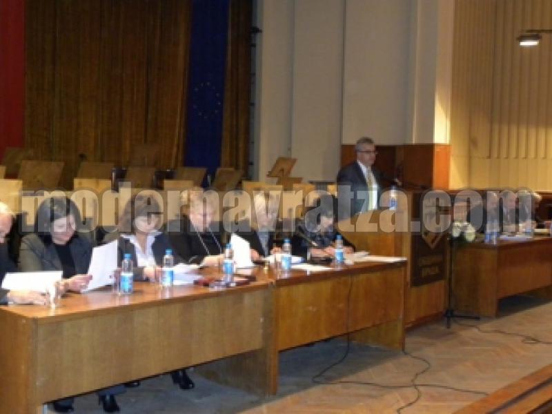 ПОСЛЕДНО ЗАСЕДАНИЕ НА ОБЩИНСКИ СЪВЕТ - ВРАЦА ЗА 2012 ГОДИНА