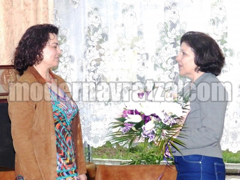 ВЕЧЕР С ТВОРЧЕСТВОТО НА АННА МАРИЯ ПЕТРОВА-ГЮЗЕЛЕВА В МОНТАНА