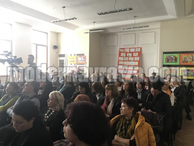 СТАРТ НА КАМПАНИЯТА ПО ДЪРЖАВНИЯ ПЛАН-ПРИЕМ ЗА УЧЕБНАТА 2019/2020 Г. В ОБЛАСТ ВРАЦА