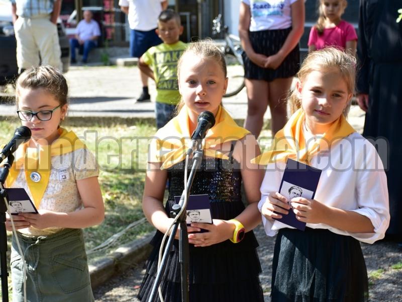 ОТКРИХА НОВ БЮСТ-ПАМЕТНИК НА ВАСИЛ ЛЕВСКИ
